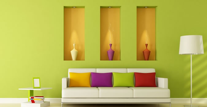 Interior Design Painting in West Palm Beach